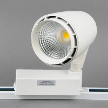 Трековый светильник Elvan PJ-030-30W-NH