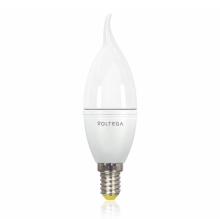 Лампа светодиодная E14 5.5W 2800К матовая VG2-CW2E14warm5W 8339