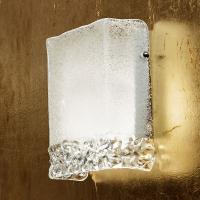 Бра Vetri Lamp 1161 Cristallo