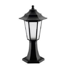Уличный светильник Horoz Begonya-1 черный 400-010-116