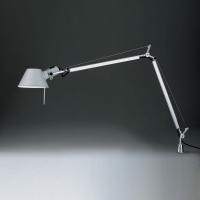 Настольная лампа Artemide Tolomeo midi LED aluminium A015100 + A004200