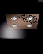 Потолочный светильник Effusionidiluce Tendy 5040.7043