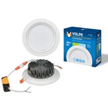 Встраиваемый светодиодный светильник (UL-00001622) Volpe ULM-Q235 24W/NW
