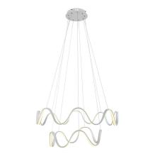 Подвесной светодиодный светильник Arti Lampadari Azzuro L 1.5.78 W