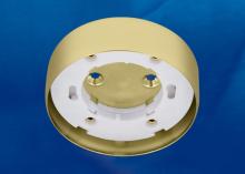Потолочный светильник (UL-00003738) Uniel GX53/FT Antique Gold