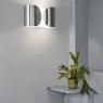 Настенный светильник Flos Foglio Chrome F2400057