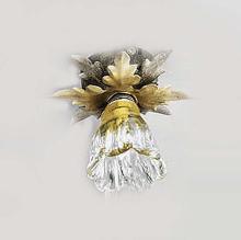 Настенно-потолочный светильник Renzo Del Ventisette «Natura> FA 13911/1 DEC. 0127