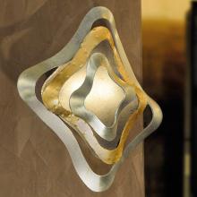 Настенный светильник Masca Gioiello 1844/A2 Argento oro / Glass 548