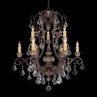 Люстра Savoy House Elizabeth 1P-1558-9-8