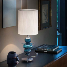 Настольная лампа Sylcom Scrigno 2061 K DEN + TOP 2061 BIA