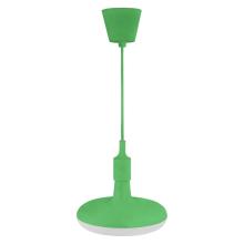 Подвесной светодиодный светильник Horoz Sembol зеленый 020-006-0012