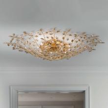 Потолочный светильник Renzo Del Ventisette PL 13770/12 MS OV DEC. 052 S. PATINA