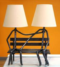 Настольная лампа AveLight Влюбленные Ч-0006