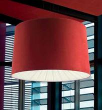 Подвесной светильник Axo Light Velvet SP VEL 070 Burgundy / Bianco SPVEL050E27RBBC