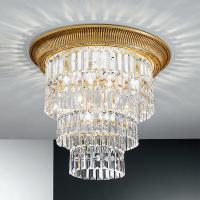 Потолочный светильник Kolarz Milord Crystal 0346.14L.15