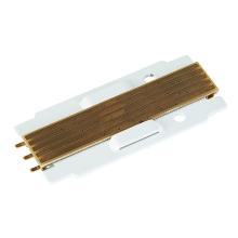 Плата для магнитного шинопровода электрическая Donolux Electrical Plate DLM/X White