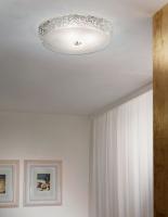 Потолочная лампа Vetri Lamp 999/28 Cristallo/Cristallo