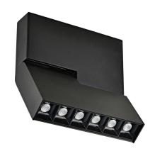 Трековый светодиодный светильник Donolux DL18786/06M Black