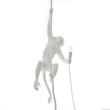 Seletti 14883 Ceiling MONKEY подвесной светильник обезьяна