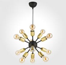 Подвесная люстра TK Lighting 1469 Estrella Black