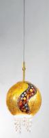 Подвесной светильник Kolarz Luna Kiss 0392.31S.3.Ki.Au+0392.SetS.ET
