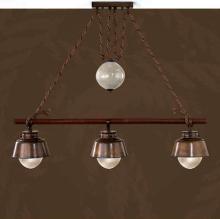 Подвесной светильник Lustrarte Nautica Amarras 308/3L.89 77