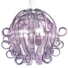Подвесной светильник Voltolina Medusa 4L LILLA cromo