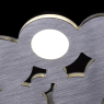 Подвесной светодиодный светильник RegenBogen Life Платлинг 7 661012207