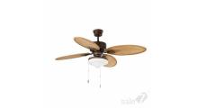 Светильник потолочный с вентилятором LOMBOK Fan