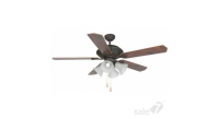Светильник потолочный с вентилятором CORSO Fan