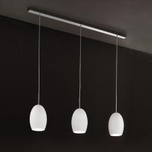 Подвесной светильник Morosini Egg SO 0164SO04BLIN x 3 + SYS-011000A
