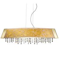 Подвесной светильник Kolarz Romanesque Barca 0364.31L.3+0295.KIT-1L.3.ETGn
