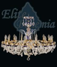 Люстра Elite Bohemia Bohemian decorated classic L 522/16/33