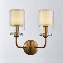 Настенный светильник L'Arte Luce Luxury Ayger L04122.08