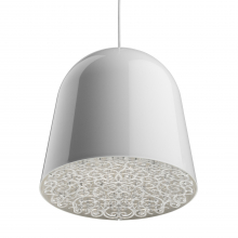 Подвесной светильник Flos Can Can White_transparent F1552009