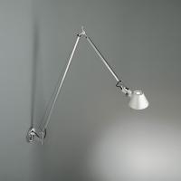 Бра Artemide Tolomeo parete - Halo Alluminio A001000 + A025150