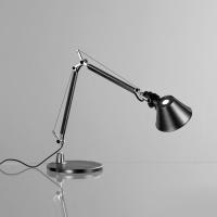 Настольная лампа Artemide Tolomeo micro Halo black A011830