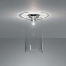 Потолочный светильник Axo Light Spillray PL SPIL M I Cristallo PLSPILMICSCR12V