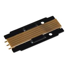 Плата для магнитного шинопровода электрическая Donolux Electrical Plate DLM/X Black