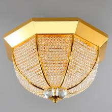 Потолочный светильник Elvan OL13033-4-GD
