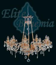 Люстра Elite Bohemia Royal crystal L 655/9+2/01