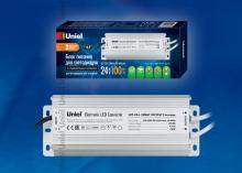 Блок питания для светодиодов Uniel (10589) 100W IP67 UET-VAJ-100B67