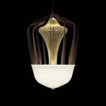 Подвесной светильник Barovier&Toso Robin 7280/OO/ZO