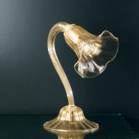 Настольная лампа Vetri Lamp 908/L Oro 24Kt