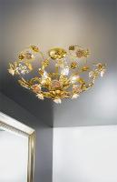 Потолочный светильник Kolarz Flora 0325.55.3.R1R/KpT