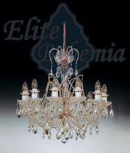 Люстра Elite Bohemia Royal crystal L 630/12/95