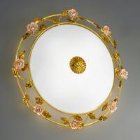 Настенно-потолочный светильник Kolarz Flora 0325.14.3.R1R