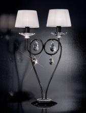 Настольная лампа Effusionidiluce Zelia 5000.4021 Spectra Crystals