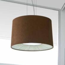 Подвесной светильник Axo Light Velvet SP VEL 070 Marrone / bianco SPVEL050E27MABC