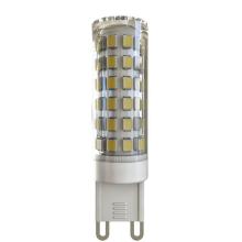 Лампа светодиодная G9 10W 2800К прозрачная VG9-K1G9warm10W 7038